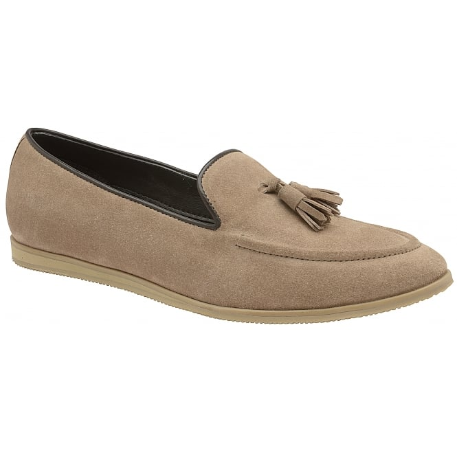 Biscuit Orlov Suede Loafer | Frank Wright