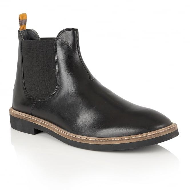 buy s black leather frank wright hazelburn chelsea