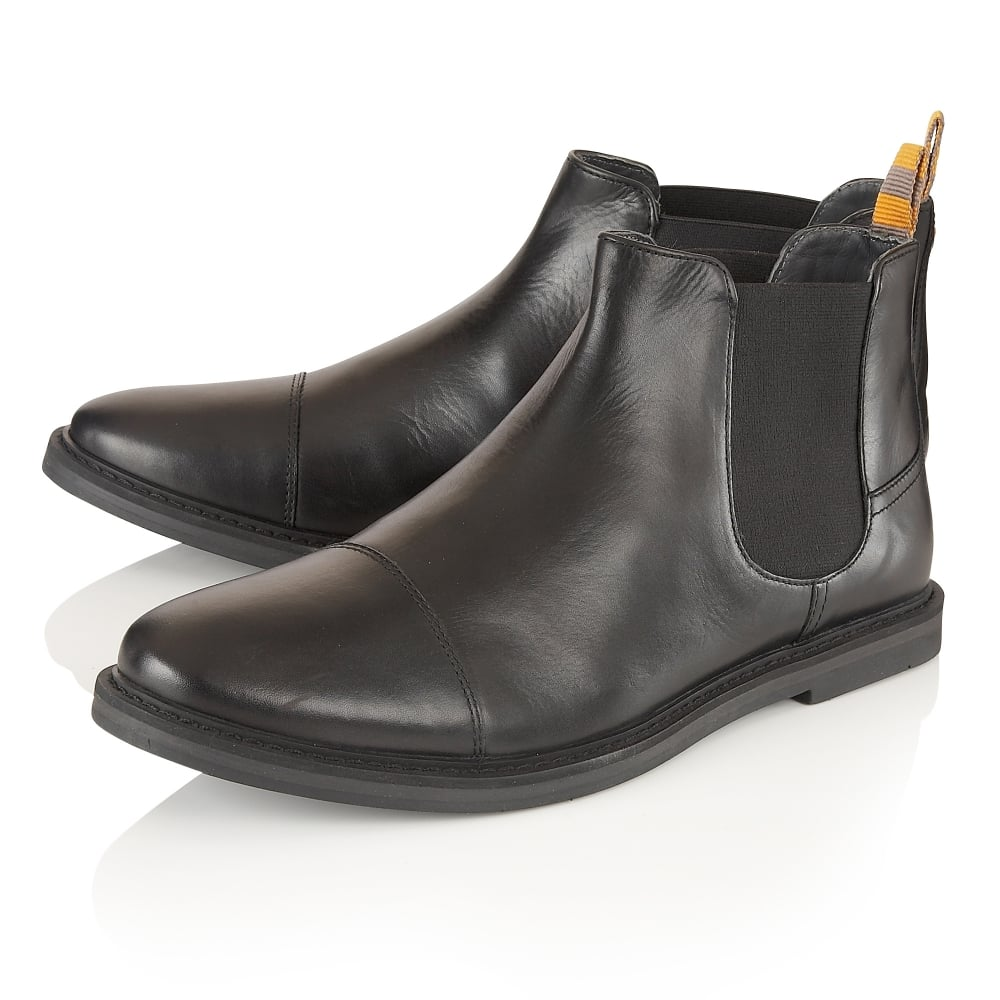 Frank Wright Leather Chelsea Boots 0oXQRa2E