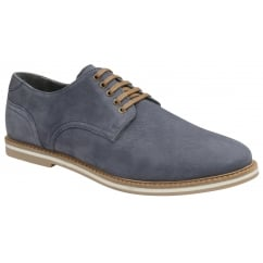 Alton Navy Oxide Derby Shoe