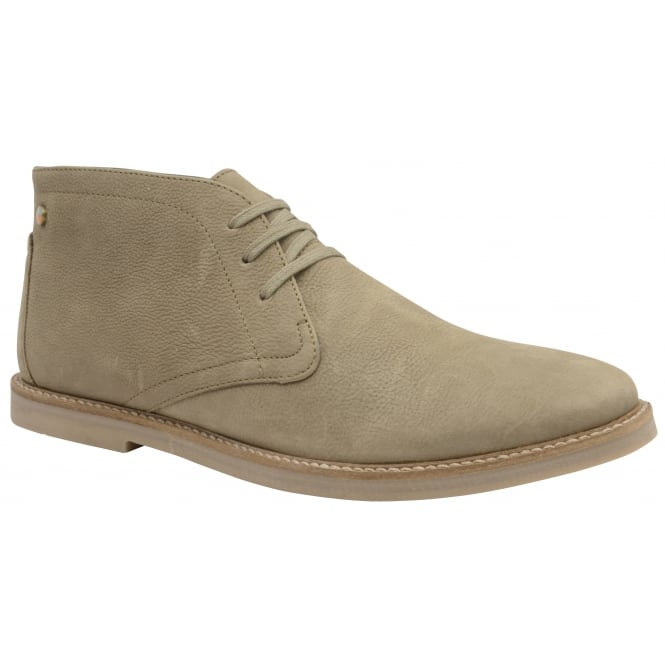 Frank Wright Bath Almond Oxide Leather Lace-up Boot