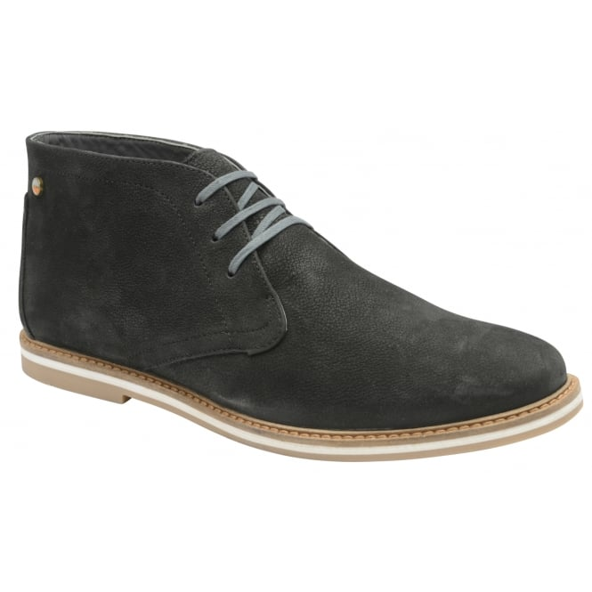 Frank Wright Bath Black Oxide Lace-up Boot