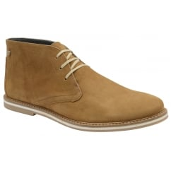 Bath Tobacco Oxide Lace-up Boot