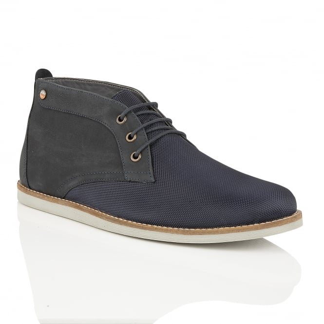 Frank Wright Roper Navy Tech Chukka Boot
