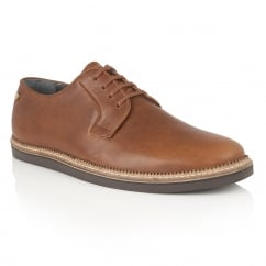 Turpin Tan Leather Shoe