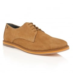 Woking II Desert Leather Derby Shoe