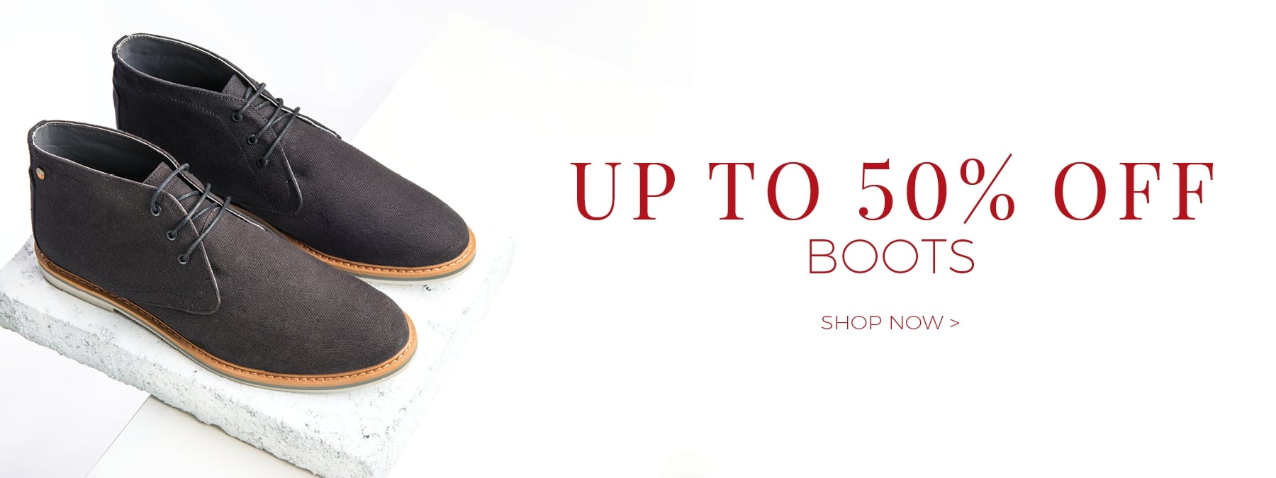Boots sale email