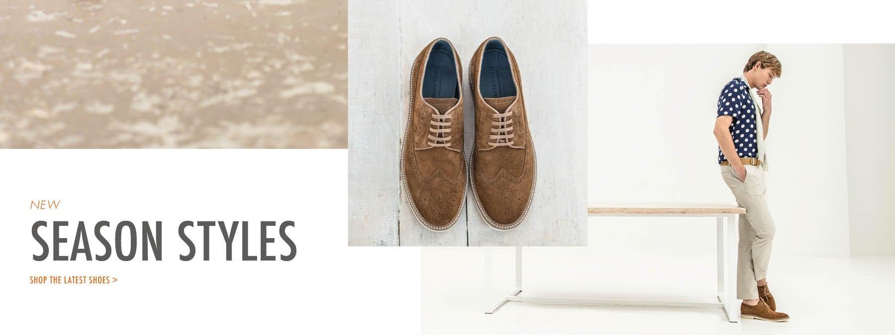 New Season Shoes - Summer