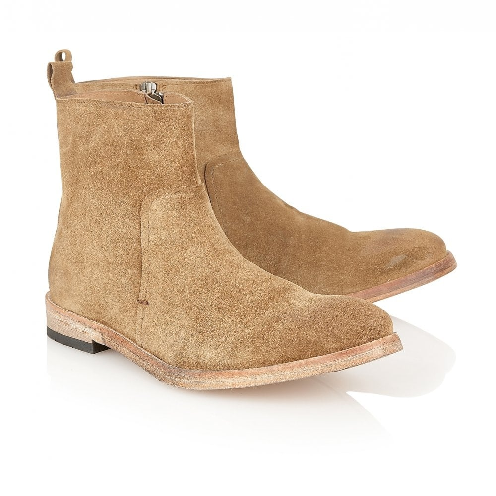 buy s frank wright tenby tobacco slip on boots