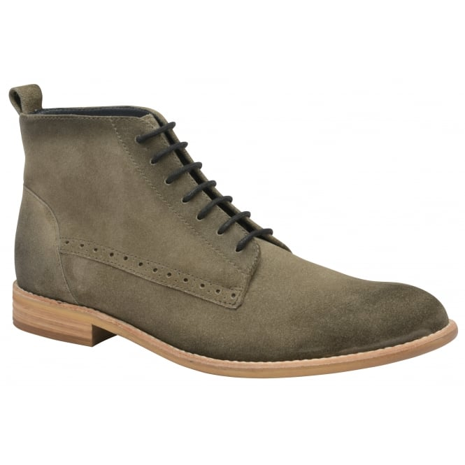 Sand Eden Suede Casual Boot | Frank Wright