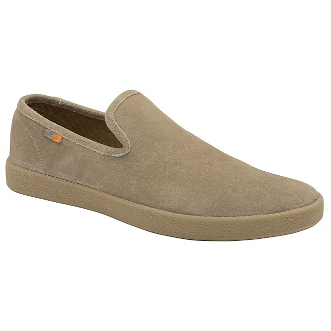 Sand Ness Suede Slip-on Shoe | Frank Wright