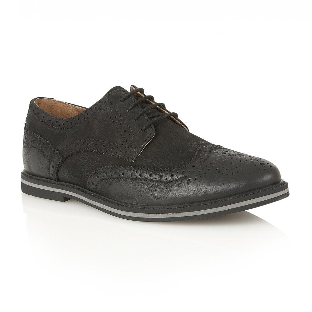 Black men's Shoe online Leather Derby Buy Frank Wright Histon p4BnFqUI